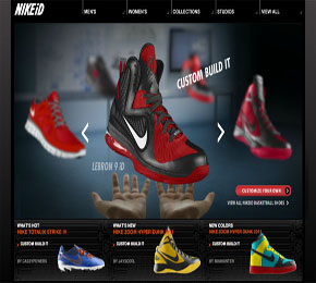 customize my own nike dunks