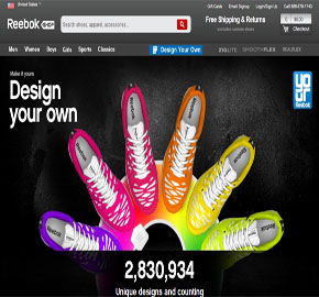 2b2ea723a5dc YourReebok - Design Custom Shoes - Mass Customization