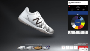 New Balance NB1 Custom Shoe Design